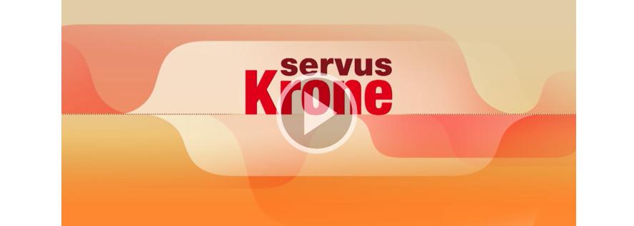 Video-Beitrag über find---me! in Servus Krone