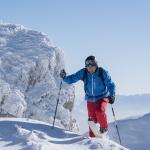 find---me LAwinen und Tiefschneebänder find---me ideal für Tourenski und Freeride. bergführer skilehrer wissen BEscheid