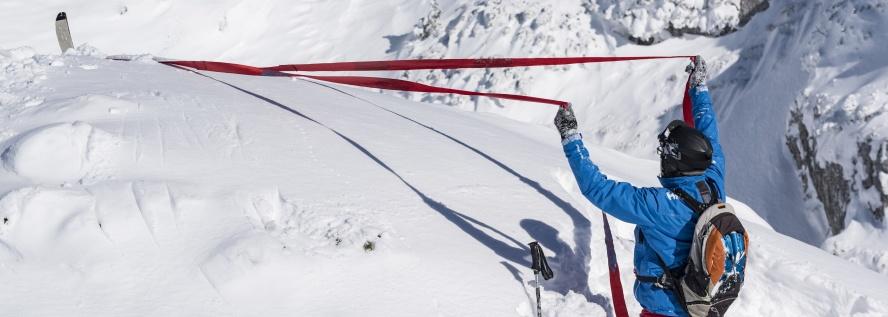 verlorene Ski mit find---me einfach finden und