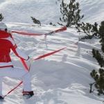 find---me! Nie wieder Ski suchen oder verlieren im Tiefschnee